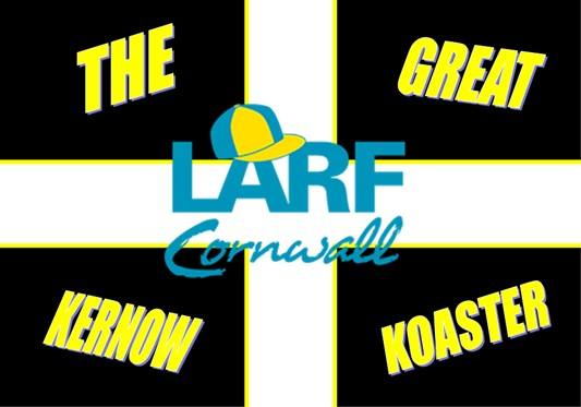 Kernow Koasters sponsored walk – and boy was it a long walk!