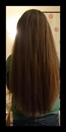 Emily Putnam long hair