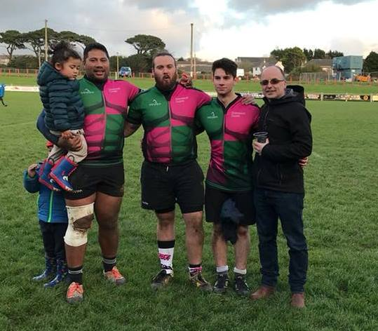 Greenmount Carpets charity rugby