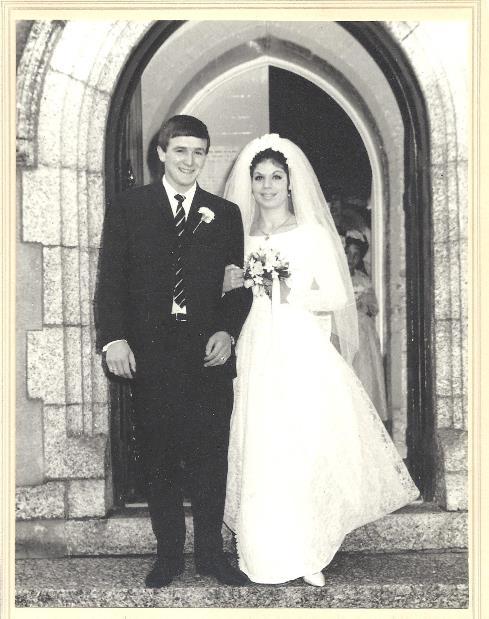50th Wedding anniversary donations
